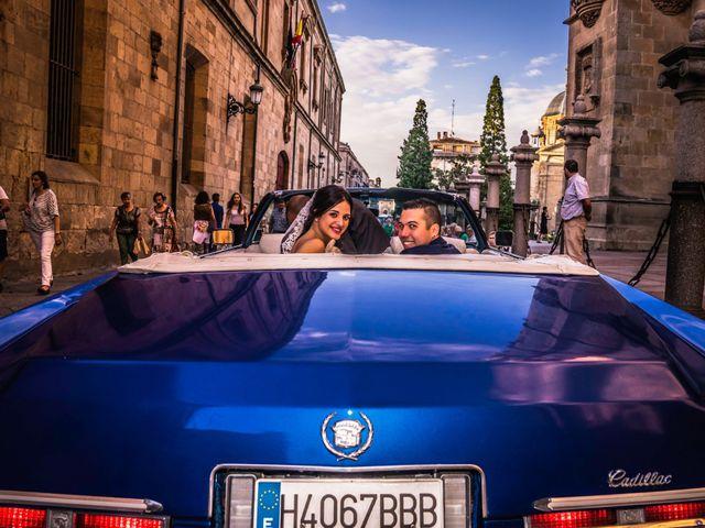 La boda de Javier y Patricia en Salamanca, Salamanca 12