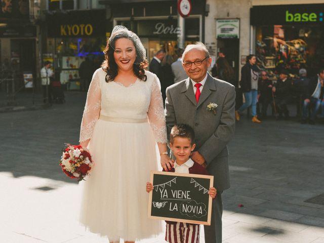 La boda de Quim y Nica en Badalona, Barcelona 5