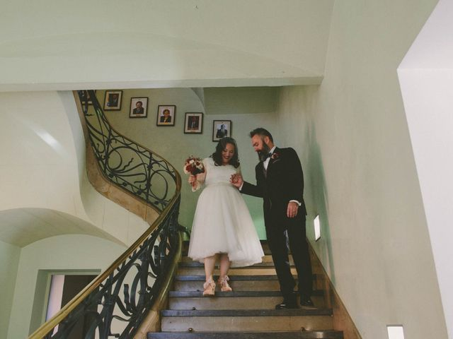 La boda de Quim y Nica en Badalona, Barcelona 7