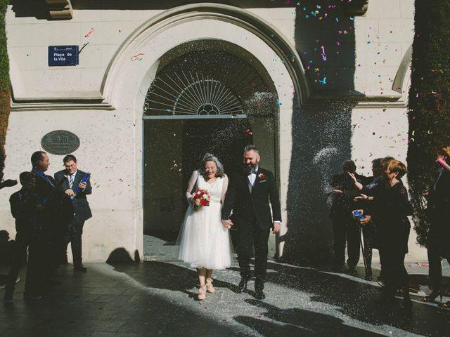 La boda de Quim y Nica en Badalona, Barcelona 8