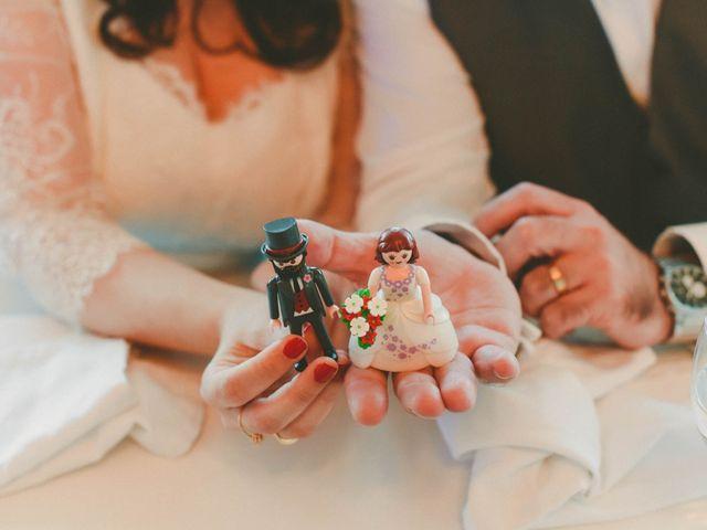 La boda de Quim y Nica en Badalona, Barcelona 10