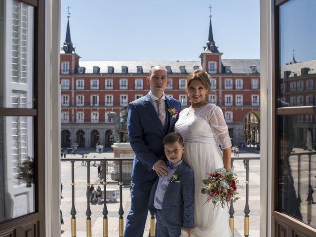 La boda de Violeta y Javi