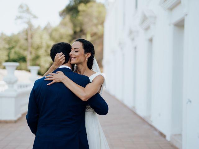 La boda de Marc y Nuria en Santa Coloma De Farners, Girona 1