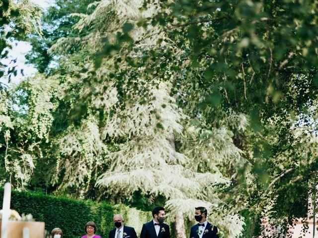La boda de Marc y Nuria en Santa Coloma De Farners, Girona 13