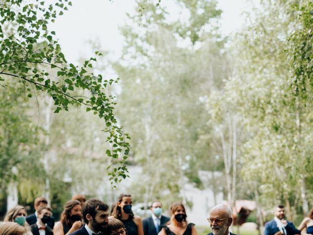 La boda de Marc y Nuria en Santa Coloma De Farners, Girona 22