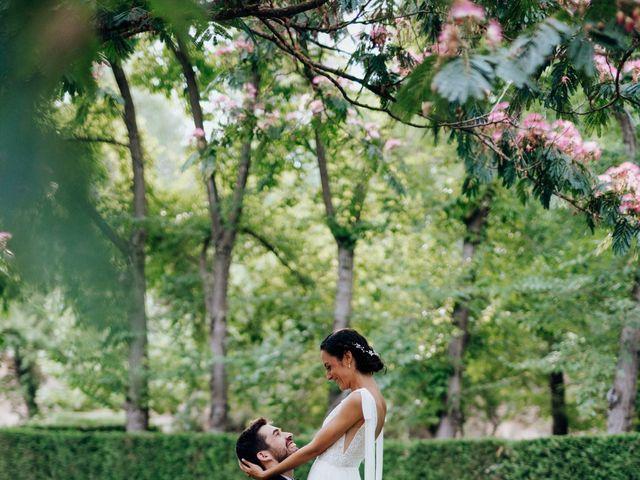 La boda de Marc y Nuria en Santa Coloma De Farners, Girona 25
