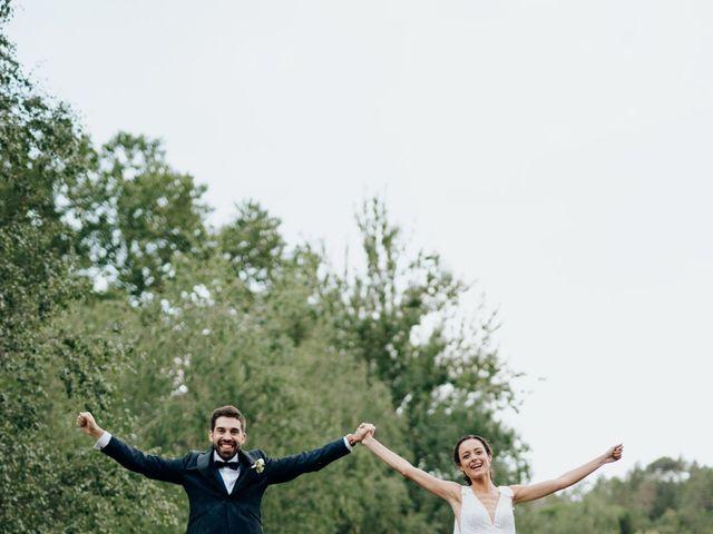 La boda de Marc y Nuria en Santa Coloma De Farners, Girona 31