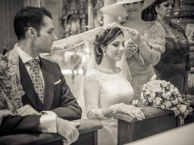La boda de Juan y Maribi en Sevilla, Sevilla 37