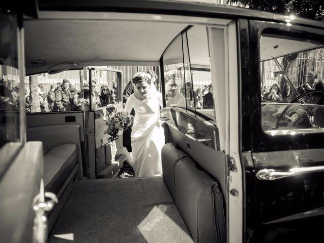 La boda de Juan y Maribi en Sevilla, Sevilla 42