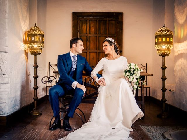 La boda de Juan y Maribi en Sevilla, Sevilla 54