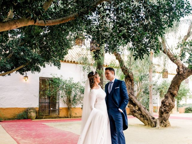 La boda de Juan y Maribi en Sevilla, Sevilla 70