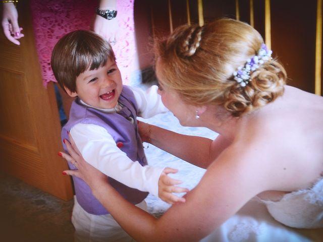 La boda de Jesús y Estela en Valdastillas, Cáceres 20