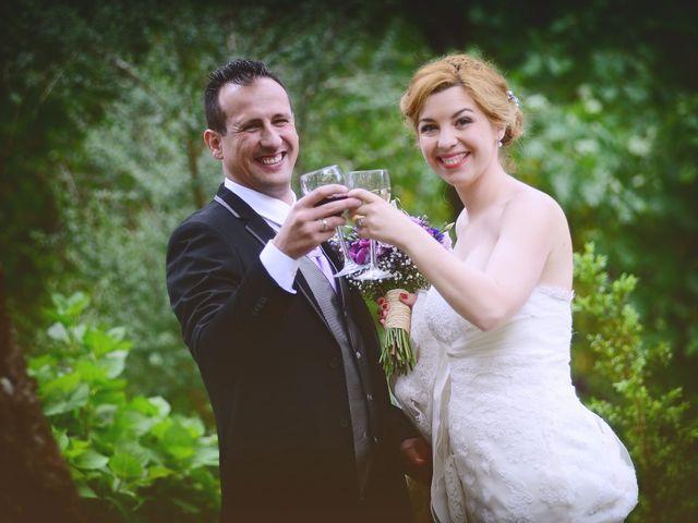 La boda de Jesús y Estela en Valdastillas, Cáceres 45