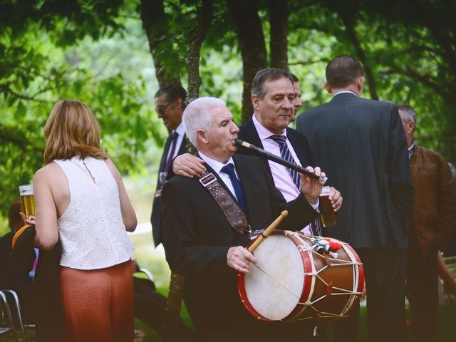 La boda de Jesús y Estela en Valdastillas, Cáceres 46