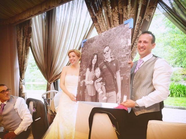 La boda de Jesús y Estela en Valdastillas, Cáceres 53