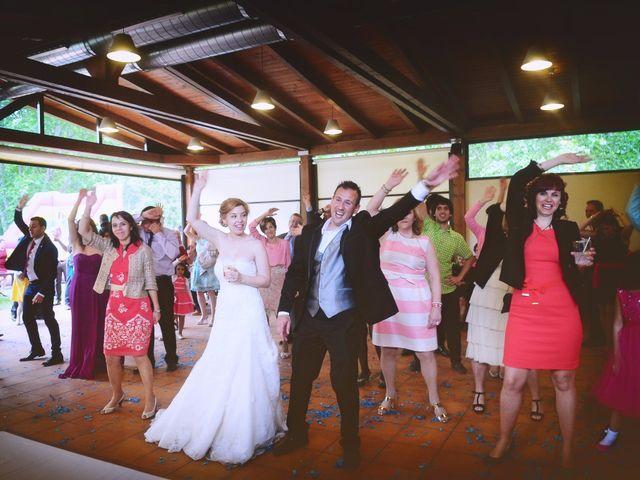 La boda de Jesús y Estela en Valdastillas, Cáceres 64