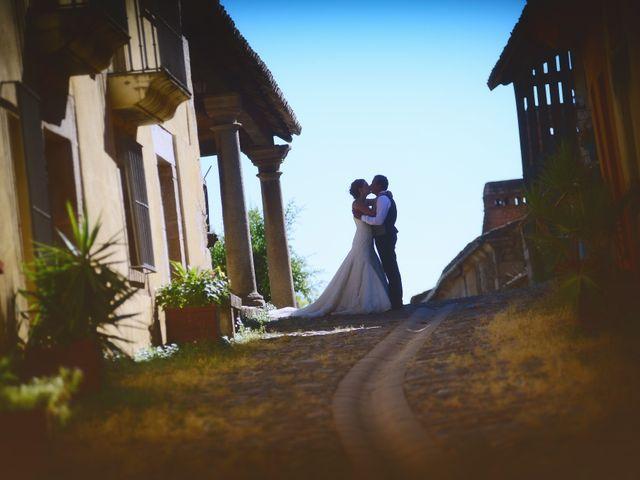 La boda de Jesús y Estela en Valdastillas, Cáceres 66