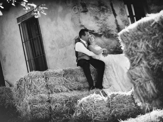 La boda de Jesús y Estela en Valdastillas, Cáceres 68