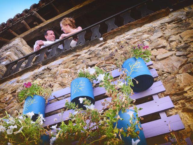 La boda de Jesús y Estela en Valdastillas, Cáceres 70