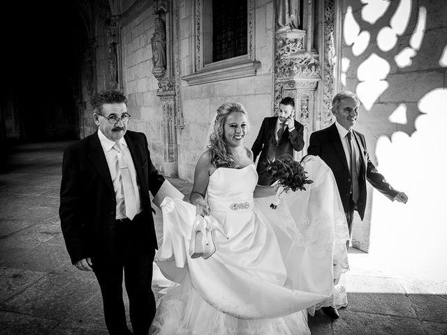 La boda de Nidia y Carlos