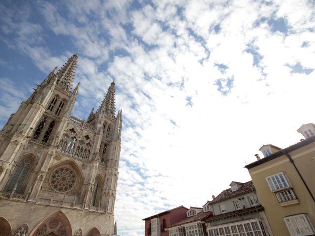 La boda de Jairo y Silvia en Burgos, Burgos 3