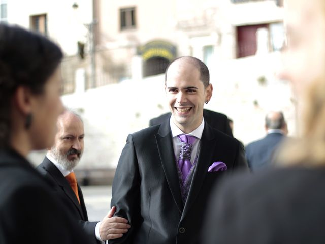 La boda de Jairo y Silvia en Burgos, Burgos 4