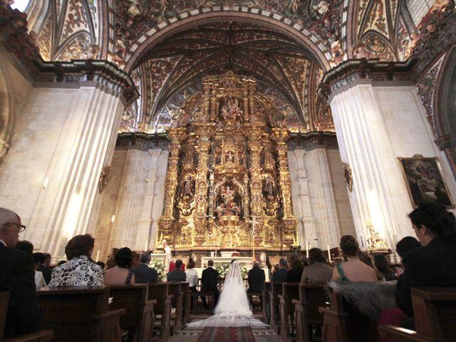 La boda de Jairo y Silvia en Burgos, Burgos 13