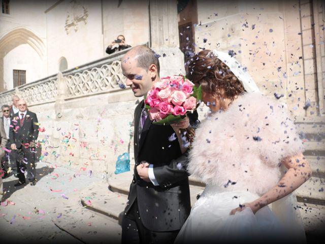 La boda de Jairo y Silvia en Burgos, Burgos 21
