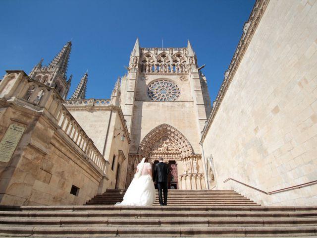 La boda de Jairo y Silvia en Burgos, Burgos 25