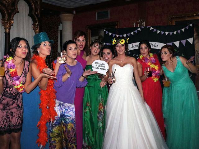 La boda de Jairo y Silvia en Burgos, Burgos 49