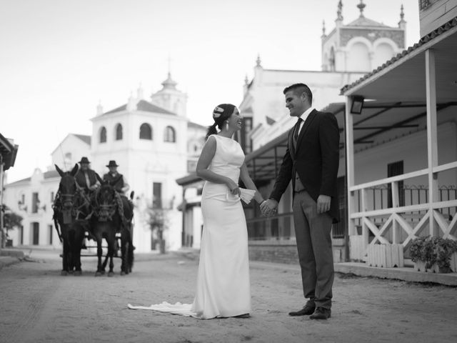 La boda de María y Nacho