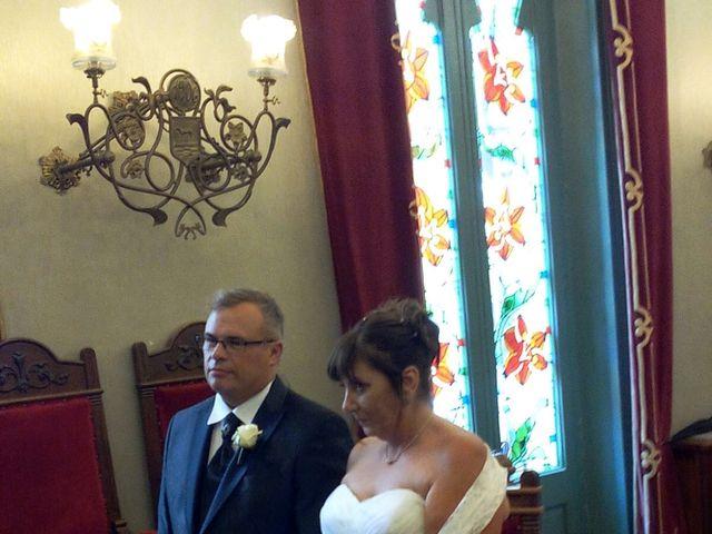 La boda de Mario y Isabel  en Canet De Mar, Barcelona 4