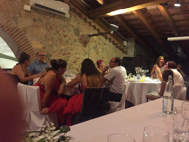 La boda de Mario y Isabel  en Canet De Mar, Barcelona 6