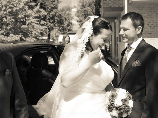 La boda de Jesús y Sheila en Vitoria-gasteiz, Álava 39