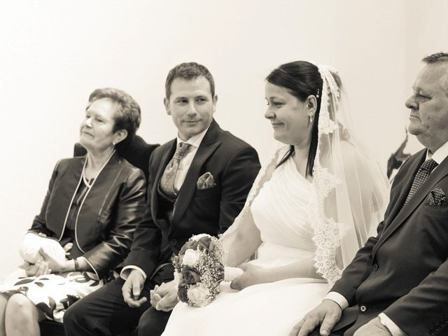 La boda de Jesús y Sheila en Vitoria-gasteiz, Álava 45