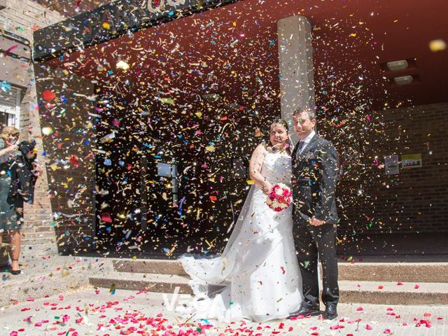 La boda de Jesús y Sheila en Vitoria-gasteiz, Álava 46