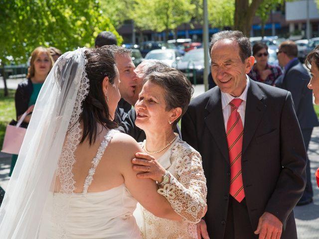 La boda de Jesús y Sheila en Vitoria-gasteiz, Álava 47