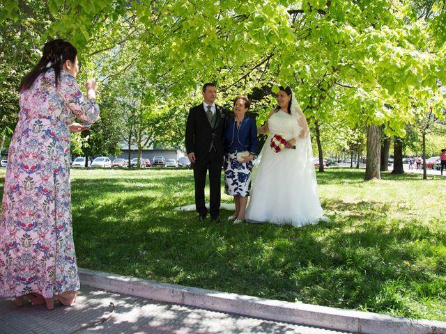La boda de Jesús y Sheila en Vitoria-gasteiz, Álava 50