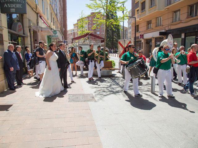La boda de Jesús y Sheila en Vitoria-gasteiz, Álava 52