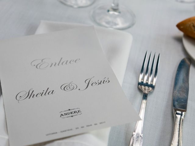 La boda de Jesús y Sheila en Vitoria-gasteiz, Álava 55