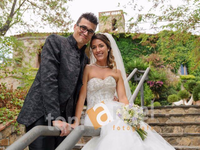 La boda de Rubén y Diana en Vilanova Del Valles, Barcelona 1