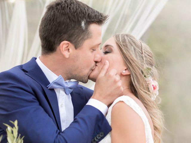 La boda de Carla y Ricard