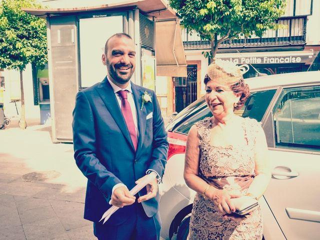 La boda de David y Rosa en Sevilla, Sevilla 3
