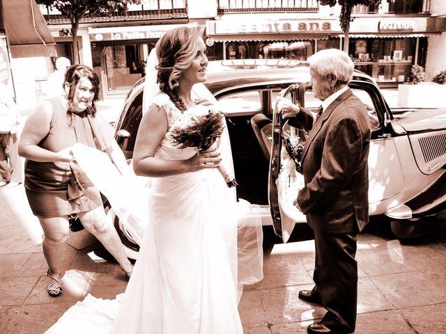 La boda de David y Rosa en Sevilla, Sevilla 8