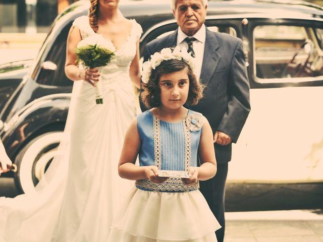 La boda de David y Rosa en Sevilla, Sevilla 10