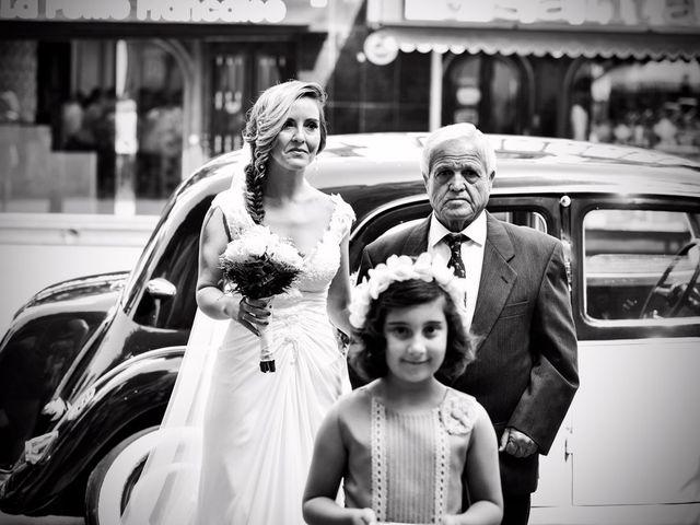 La boda de David y Rosa en Sevilla, Sevilla 11