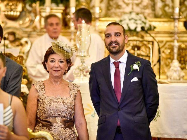 La boda de David y Rosa en Sevilla, Sevilla 12