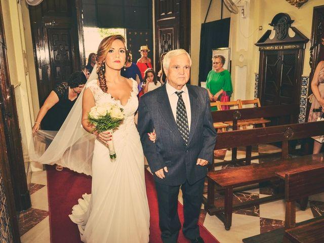 La boda de David y Rosa en Sevilla, Sevilla 14