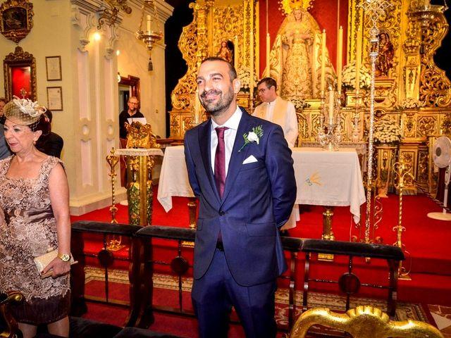 La boda de David y Rosa en Sevilla, Sevilla 15