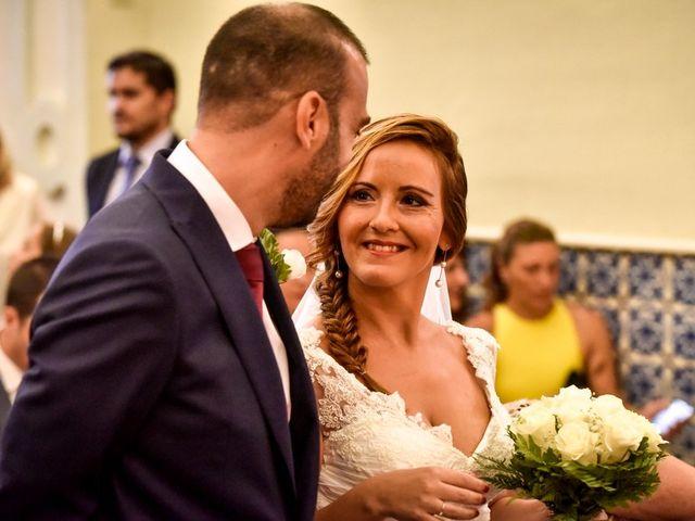 La boda de David y Rosa en Sevilla, Sevilla 16